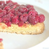 Almond Cream Berry Tart with Cashew Crust