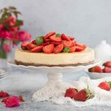 Best Cheesecake Recipe | Easy with step by step images