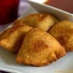 Punjabi samosa, chicken samosa, veg samosa