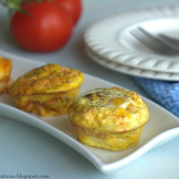 Omelets in Cupcake pan