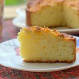 Sour cream / Yogurt / Creme Fraiche coffee cake – Very moist I say