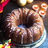 Dates and Rum Cake from scratch | With Non-alcoholic and eggless version
