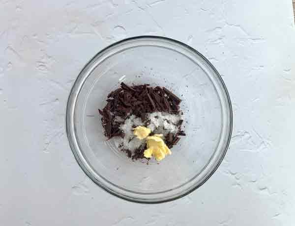chocolate pudding recipe step 3