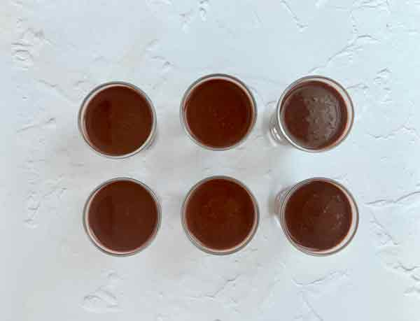 chocolate pudding recipe step 7