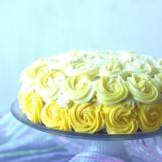 Red velvet poke cake with Sweet Condensed Milk