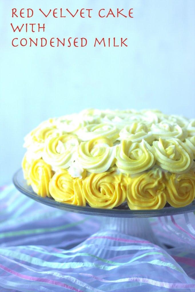 red velvet, red velvet poke cake