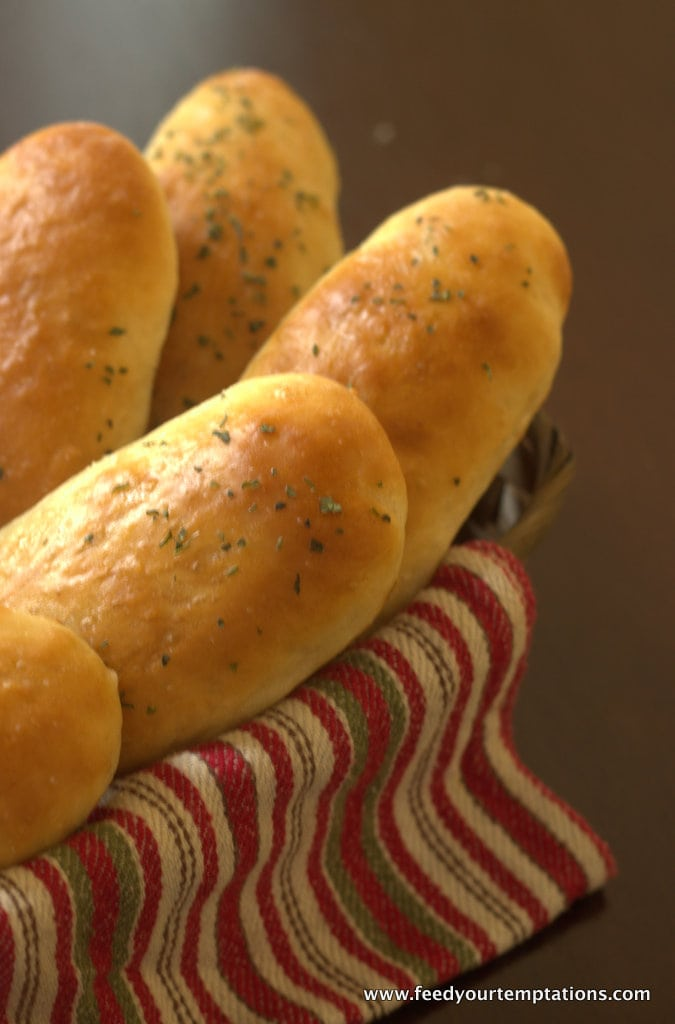 olive garden garlic bread