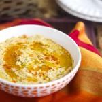 garlic hummus, hummus, hummus recipe, healthy dip