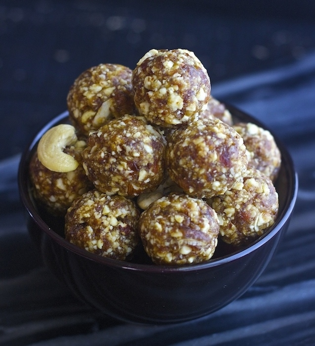 healthy, dates and nuts ladoo, dates energy ball, healthy dessert, diwali desserts, indian dessert, dipawali, energy bar