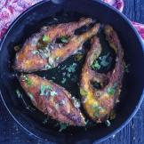 Crisp Fish Fry | Kerala Restaurant Style