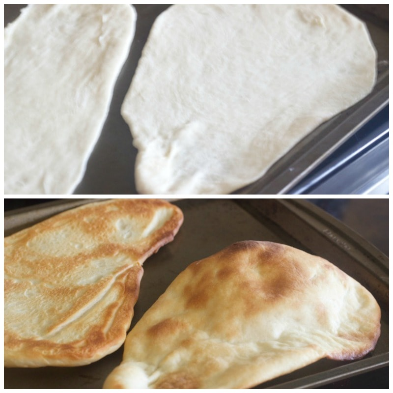naan in oven, how to make naan