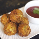 Rice and cheese Balls | Arancini