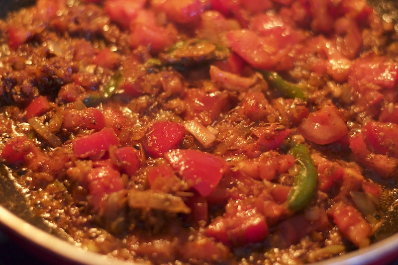 indian curry recipe, indian vegetarian curry