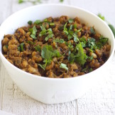 Black Eyed Pea curry – Lobia curry