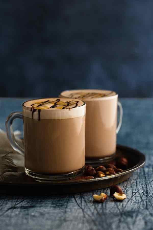 nutella coffee recipe
