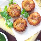 Crispy Aloo Tikkis | Potato Tikkis