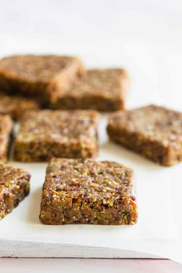 dried fruit bars recipe