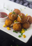 mashed potato balls, potato pops, fried potato balls, potato balls recipe, leftover mashed potato recipe, easy appetizer recipes, lunch box
