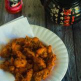 Crispy Chicken Pakora / Chicken Fritters