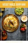best vegetable biryani recipe