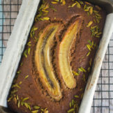 Brown Banana Bread – A Quick Video Recipe
