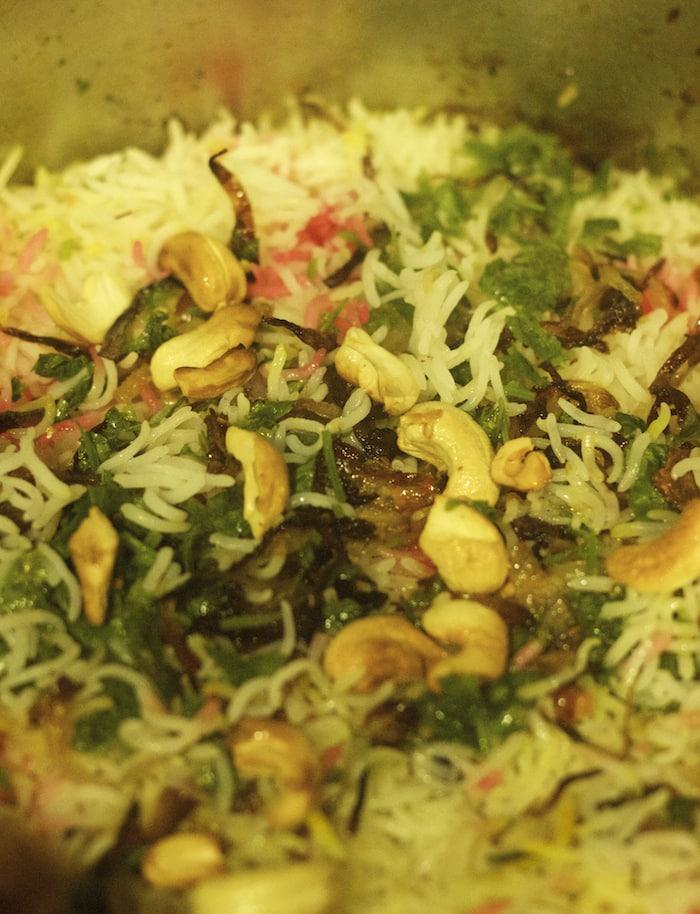 vegetable biryani, veg biryani, hyderabadi biryani, vegetable biryani recipe