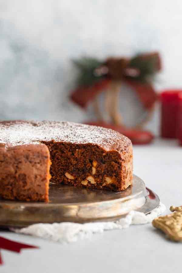 kerala carrot and dates cake