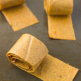 Cinnamon Banana Fruit Leather