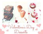 valentines day rum desserts