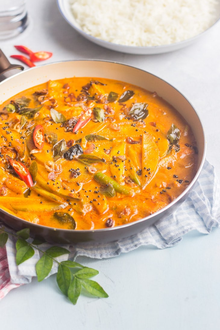 salmon curry recipe with coconut milk
