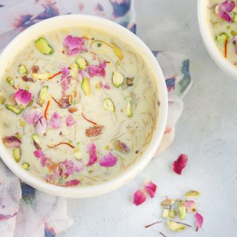 Sevai Kheer – Vermicelli Kheer | Indian Pudding