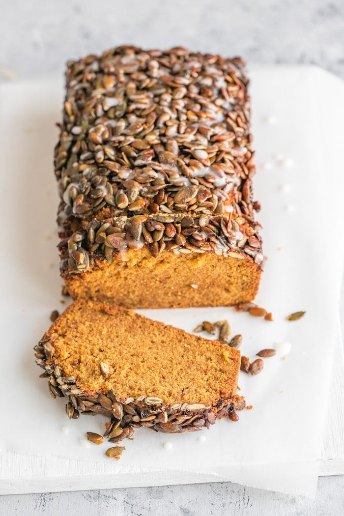 pumpkin bread easy
