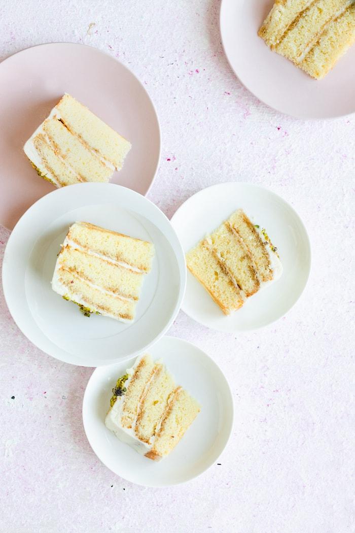 Moist Sponge Cake Recipe