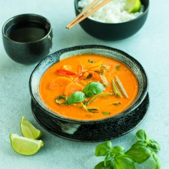 yellow curry recipe