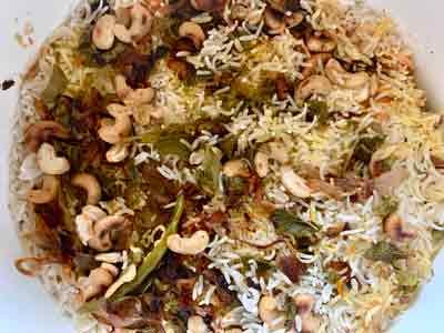 mutton biryani recipe step 6