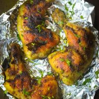 Spicy Chicken Fry | With Spices & Herbs | Under 30 minutes