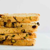 pistachio biscotti recipe